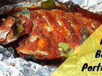 Resepi Ikan Bakar Portugis