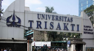 Biaya Kuliah S2 Universitas Trisakti Tahun 2017-2018 (Kelas Karyawan Dan Reguler)