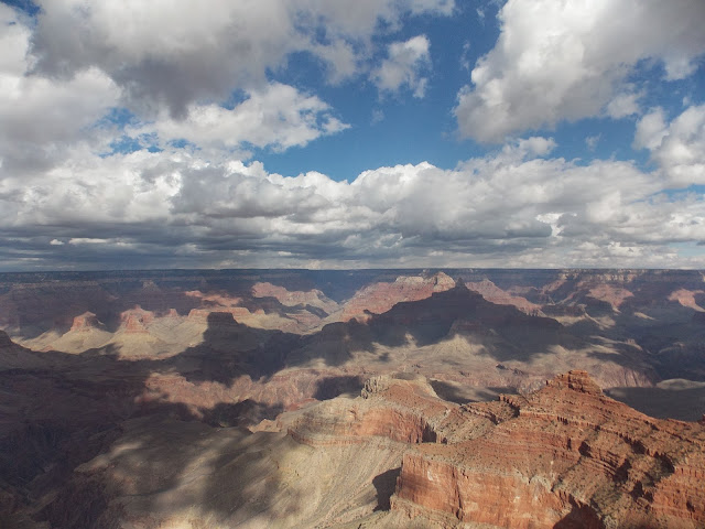 marette mendoza, grand canyon