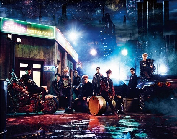 EXO (エクソ) – TACTIX Lyrics 歌詞
