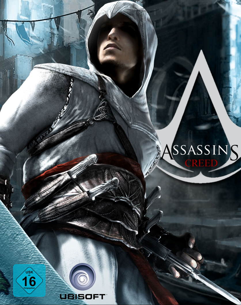 Assassin's Creed 1 PC Game Free Download - Game Maza