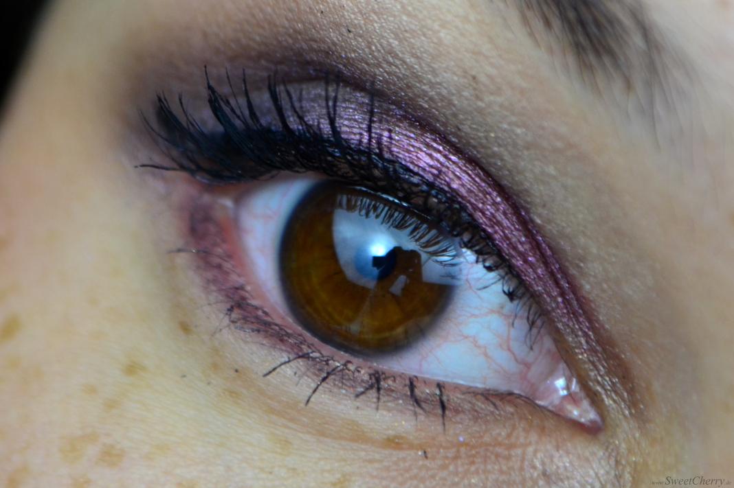 Misslyn Bedtime Stories Kollektion Augen Make-up, AMU