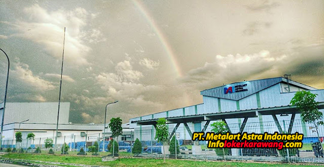 Lowongan Kerja PT. Metalart Astra KIIC Karawang
