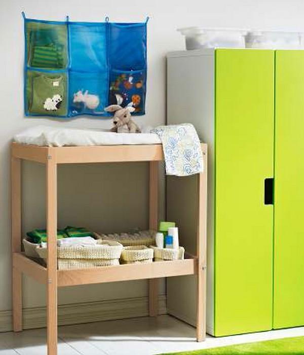 Hogares frescos los mejores dise os de habitaciones para for Ikea almacenamiento ninos