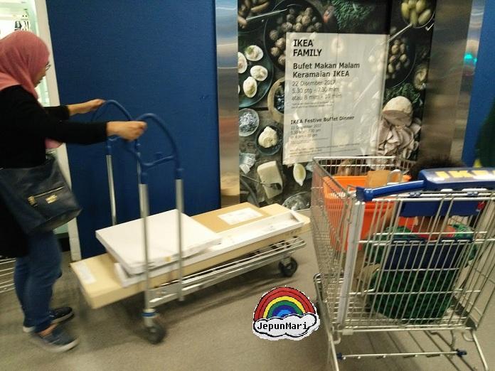 Jalan-jalan IKEA cari 3 barang