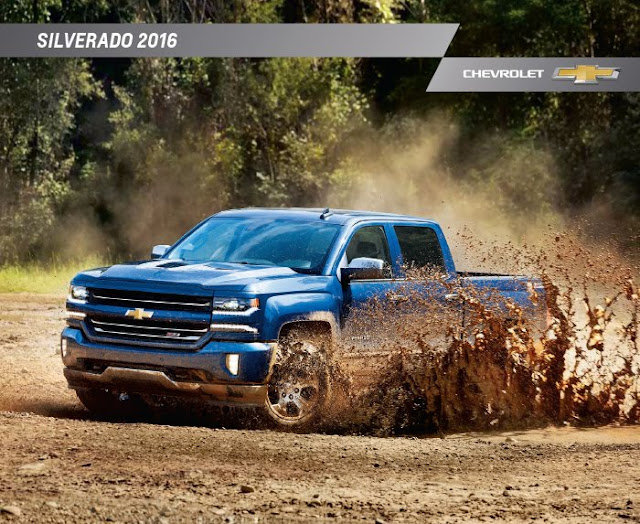Downloadable 2016 Chevrolet Silverado 1500 Brochure