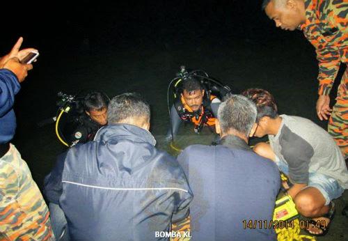 4 Gambar, Operasi Mencari Mangsa Bunuh 20 Mat Rempit