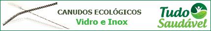 Canudos Ecológicos Tudo Saudável