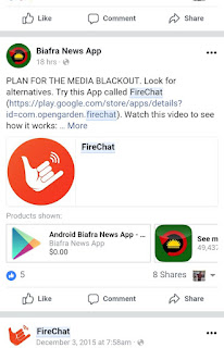 download firechat for free messaging without internet