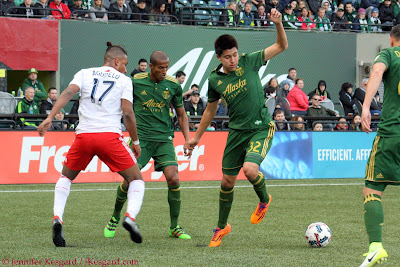 Portland Timbers, MLS, Timbers, defense, right back, Providence Park