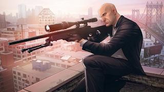 تحميل لعبة القاتل المأجور Hitman Sniper للاندرويد Apk