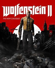 Wolfenstein II The New Colossus CODEX Safe Fast Download GFY - Games