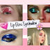 Makeup Trend: Lip Gloss Eyeshadow