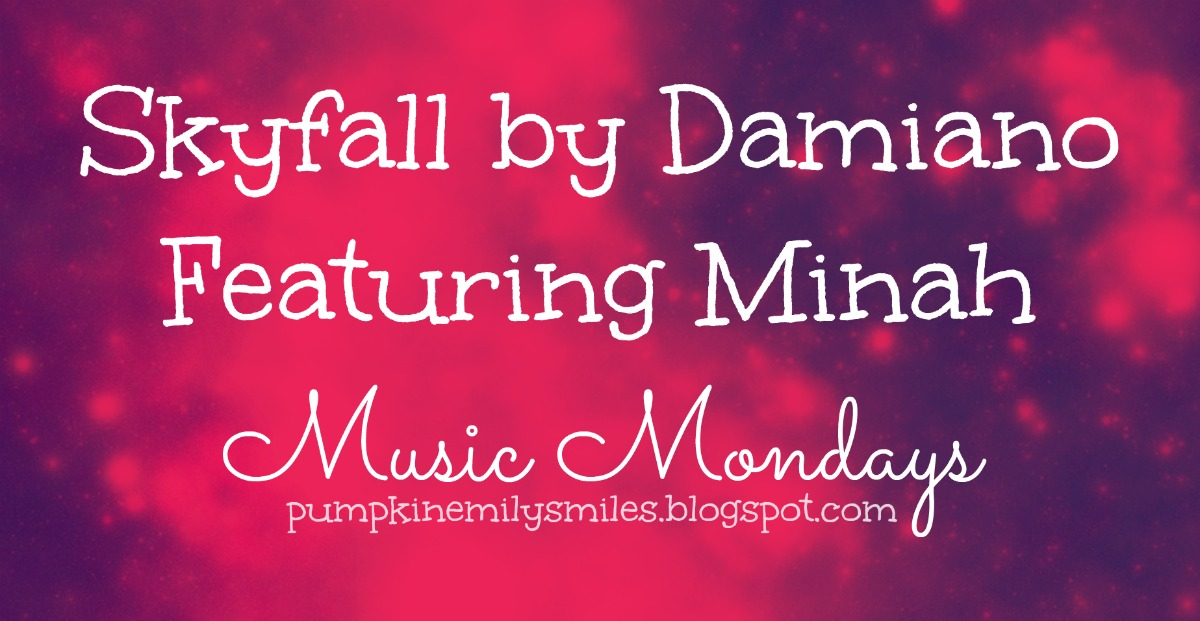 Skyfall by Damiano Featuring Minah Music Mondays
