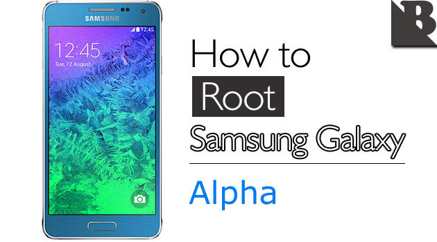 How To Root Samsung Galaxy Alpha SM-G850 And Install TWRP Recovey