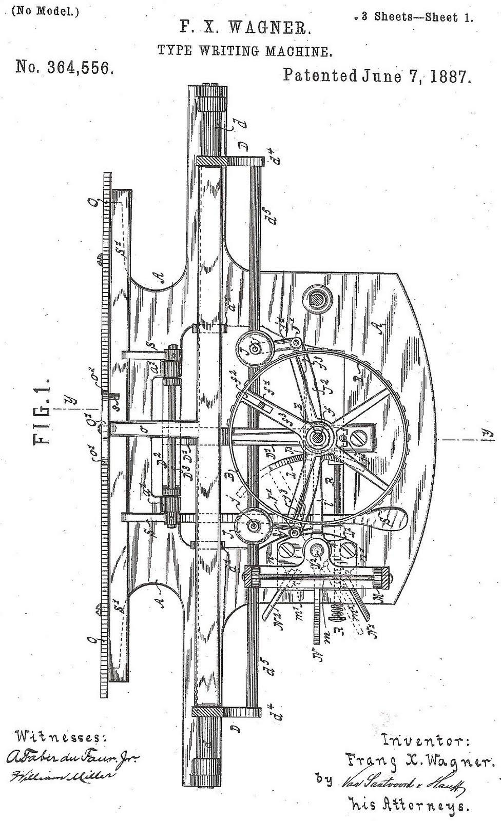 Oztypewriter On This Day In Typewriter History Xviii 2000 Suzuki Esteem 1 8 Engine Diagram
