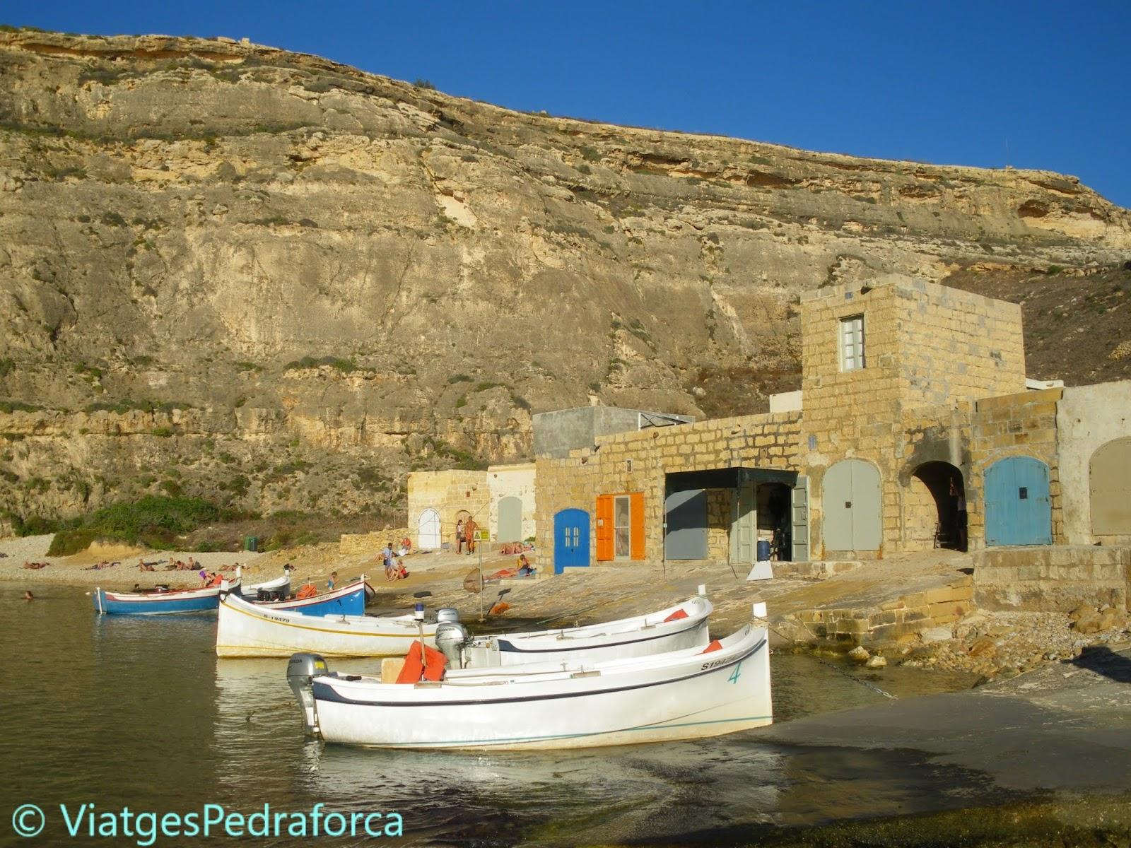 Malta, senderisme