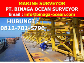Marine Cargo Surveyor Indonesia: PT  Binaga Ocean Surveyor