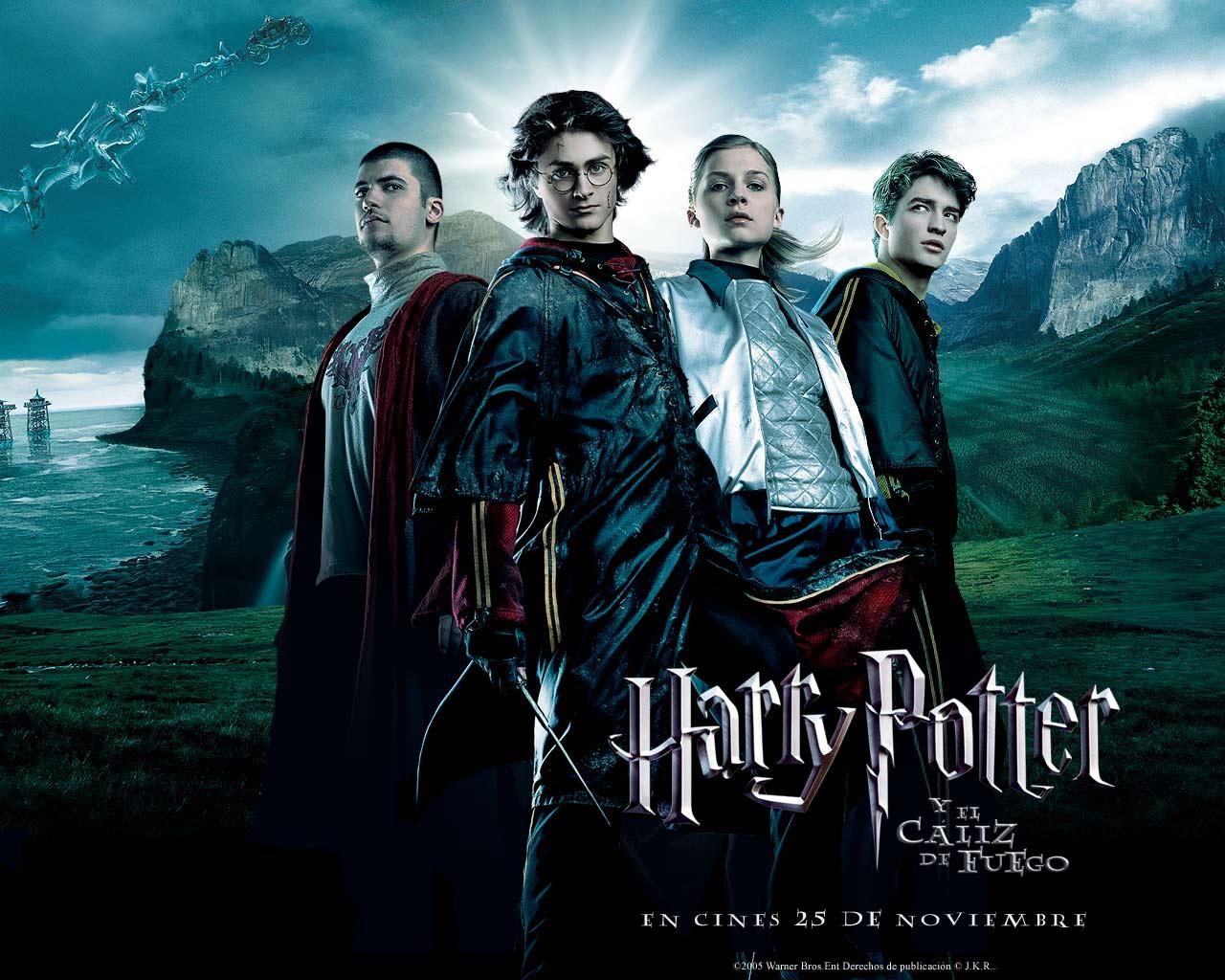 Ell historias: Harry Potter y el cáliz de fuego - Critica ...