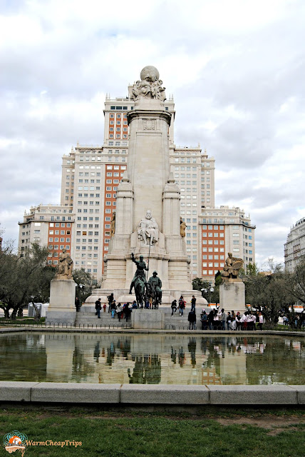 plaza de espana, Madrid, cosa vedere a madrid, itinerario a madrid, due giorni a Madrid, blogger madrid