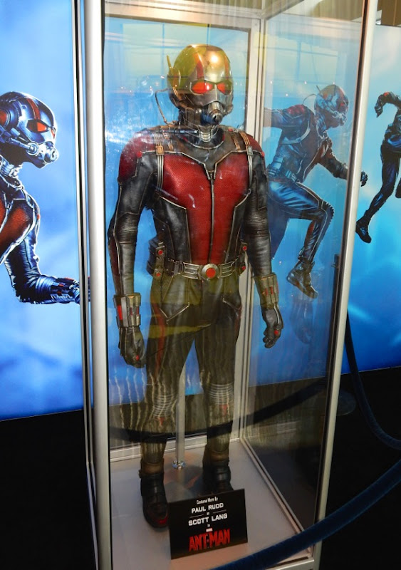 Marvel Ant-Man movie costume