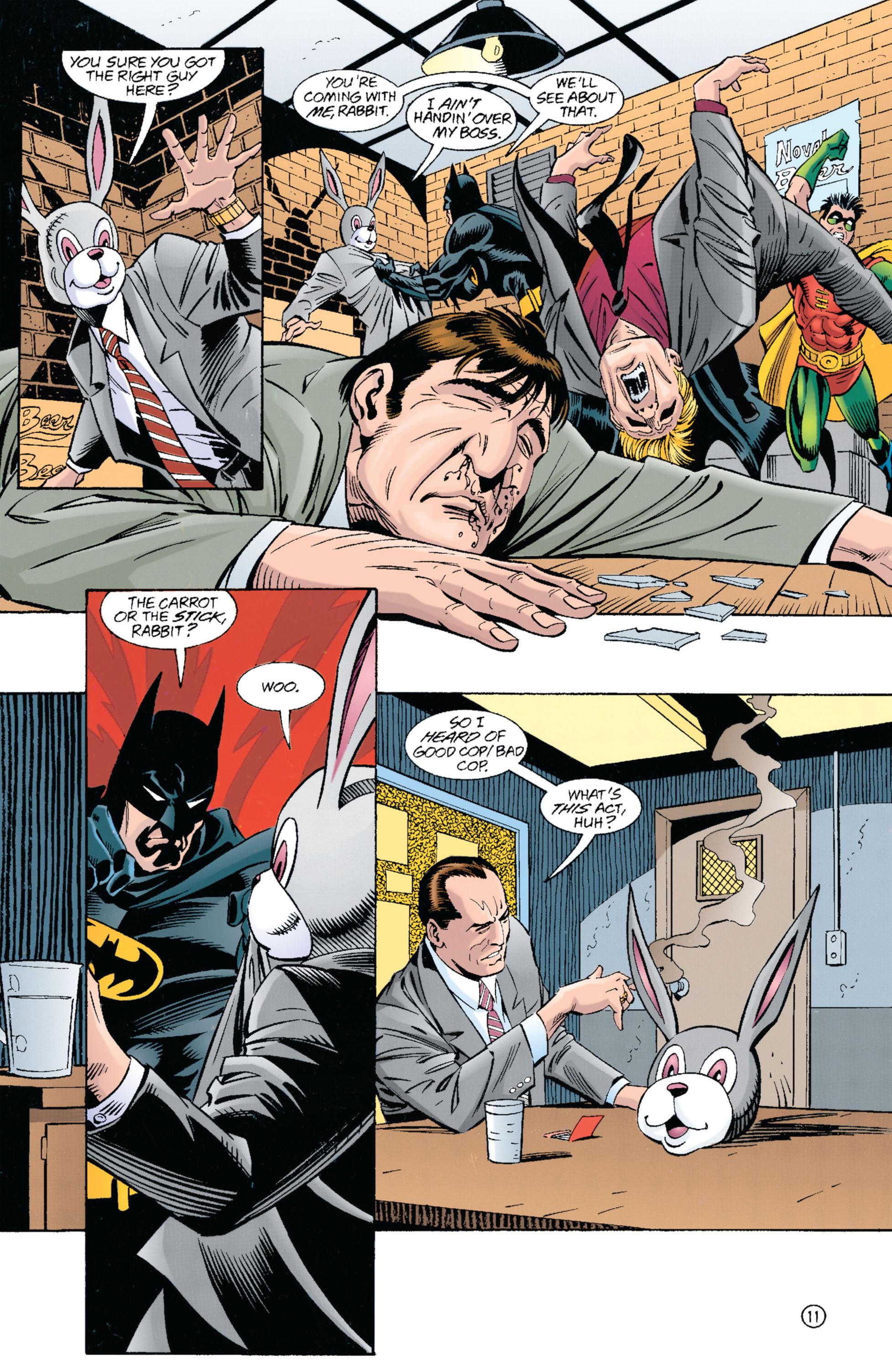 Detective Comics (1937) 697 Page 10