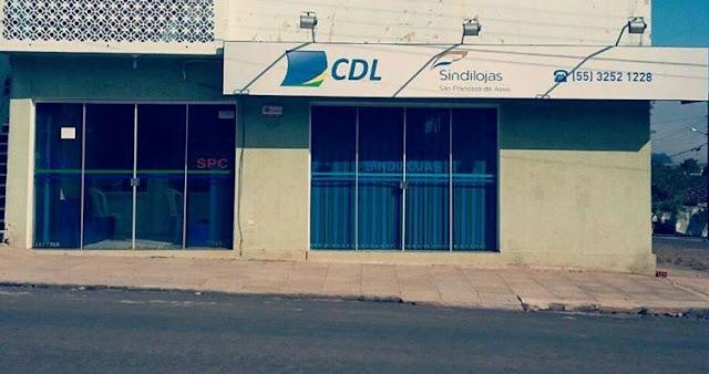 CDL DIVULGA HORÁRIO ESPECIAL DO COMÉRCIO