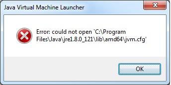 TechnicalNotes: How to fix Eclipse Java Virtual Machine Launcher Error?