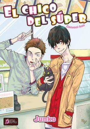 """Manga: Reseña de """"El Chico del Súper"""" (Konbini-kun) de Junko - Tomodomo"""
