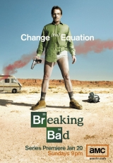 Carátula del DVD Breaking Bad