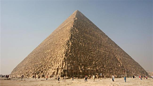 Scientists in Egypt find huge 'void' in Great Pyramid of Giza