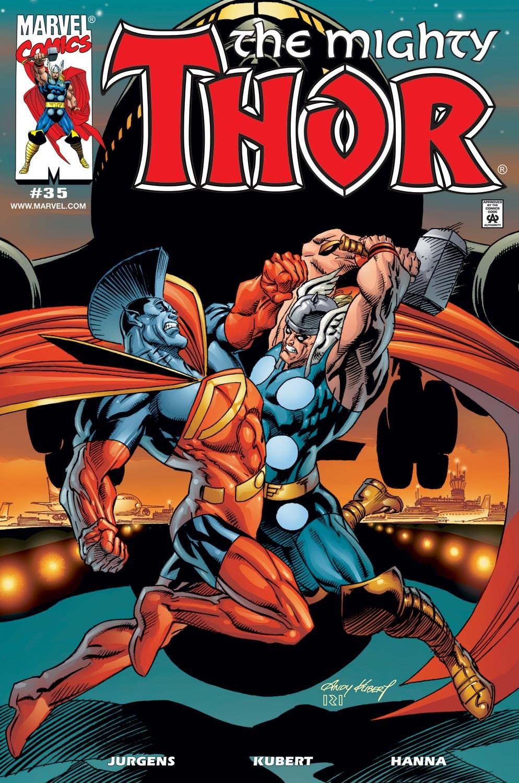 Thor (1998) Issue #35 #36 - English 1