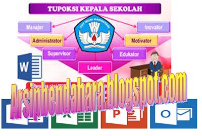 Download TuPokSi Perangkat Sekolah Terbaru Format Doc's Lengkap