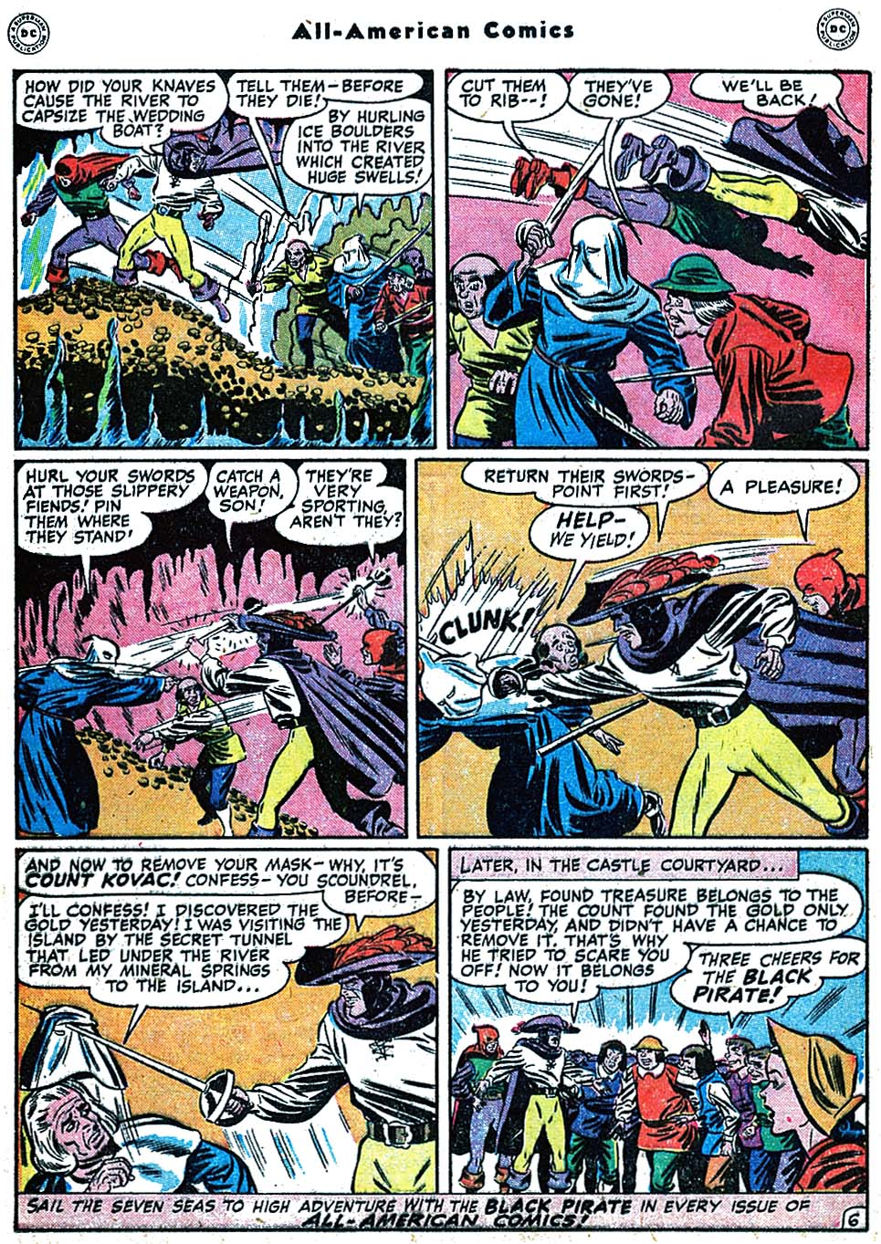 Read online All-American Comics (1939) comic -  Issue #98 - 22