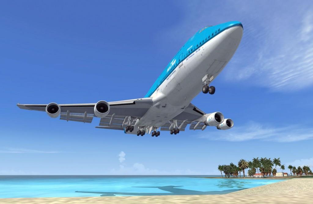 تحميل لعبة flight simulator 2004 برابط واحد