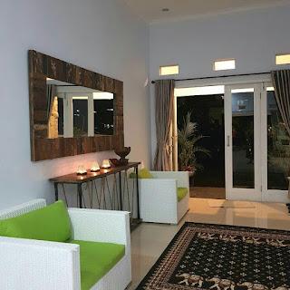 Sewa Villa Mewah Dekat Kebun Raya Cibodas - Villa Jidah