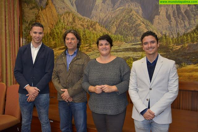 El Cabildo fomenta los valores positivos a través del deporte con el proyecto 'La Palma Educa'