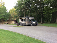 Winnebago Fuse at Pipestem State Park