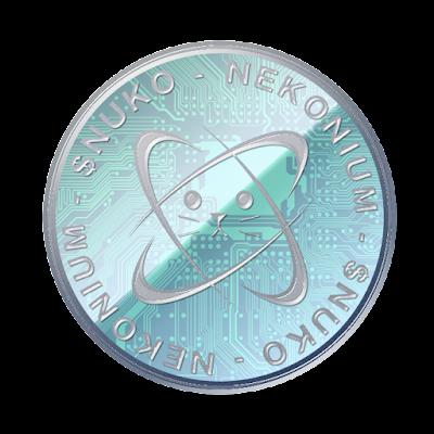 Nekoniumのフリー素材(アルミver)