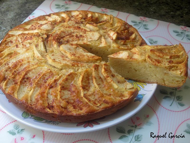 Cocina saludable tarta de manzana for Cocina saludable