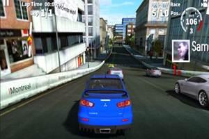 Permainan balap mobil GT Racing 2