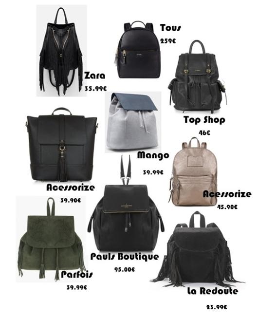Mini mochila 【 REBAIXAS Março 】 | Clasf