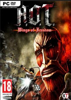 Attack on Titan Wings of Freedom PC Full | Inglés | MEGA
