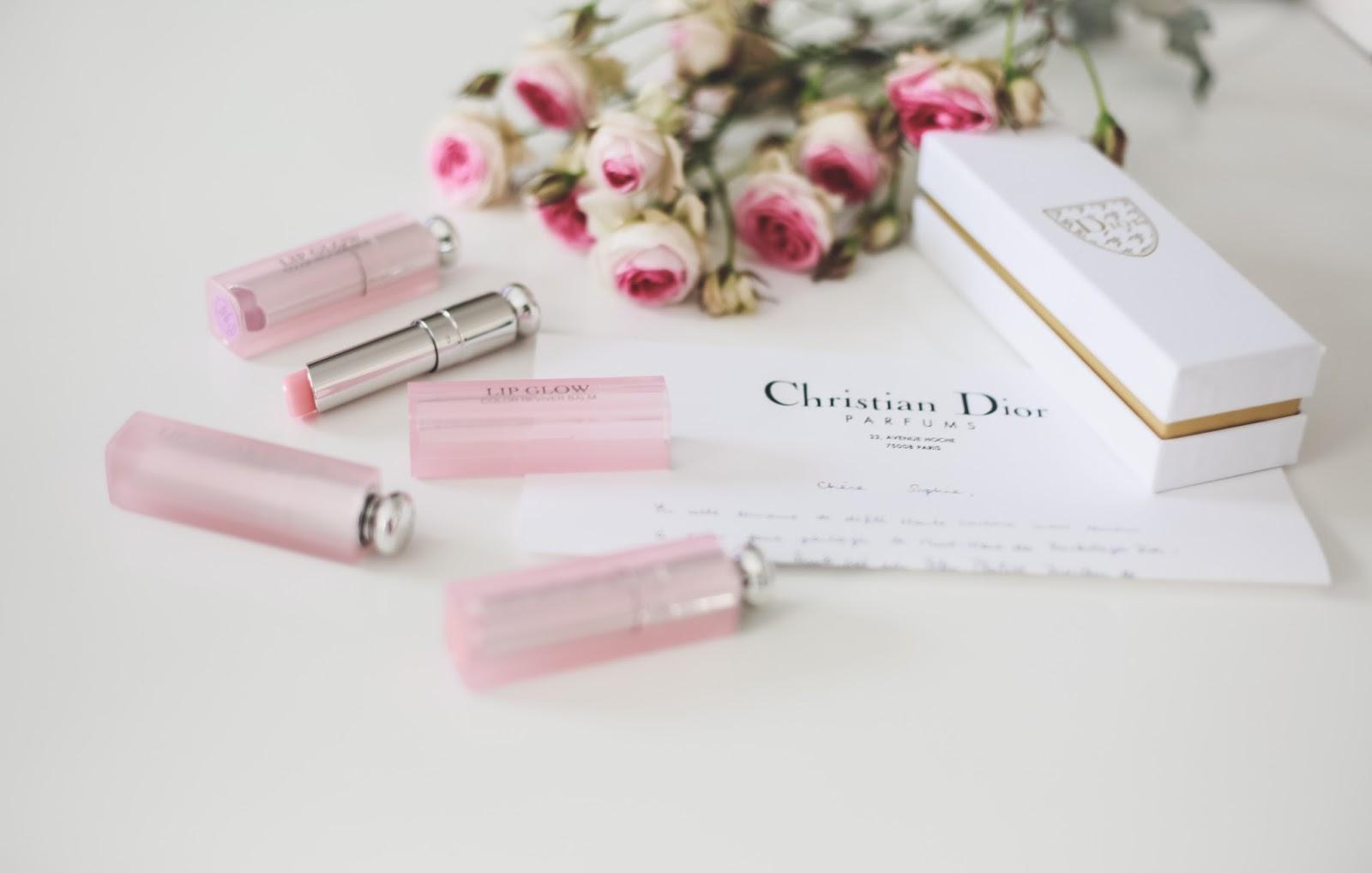 test Dior Lip Glow