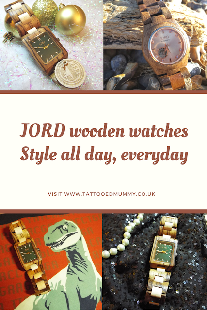 Jord wooden watch pinterest style