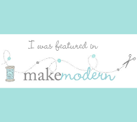 I'm in Issue 10 of IMake Modern