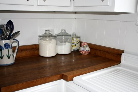 Popular My butcher block countertops may be my favorite thing in my kitchen When we remodeled our kitchen last year I told my husband that my ONE requirement was