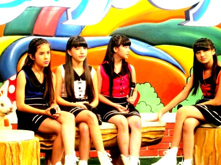 Girl Band WINXS