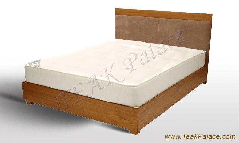 model tempat tidur kayu jati 4