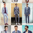 The Light Blue Suit